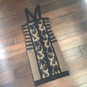 Herve Leger Lace Dress
